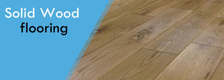 Solid Wood FLooring at Surefit Carpets