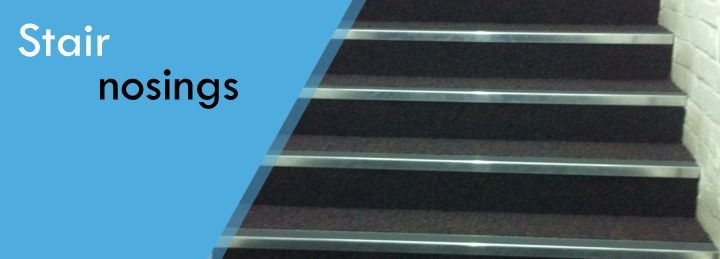 Stair Nosings at Surefit Carpets